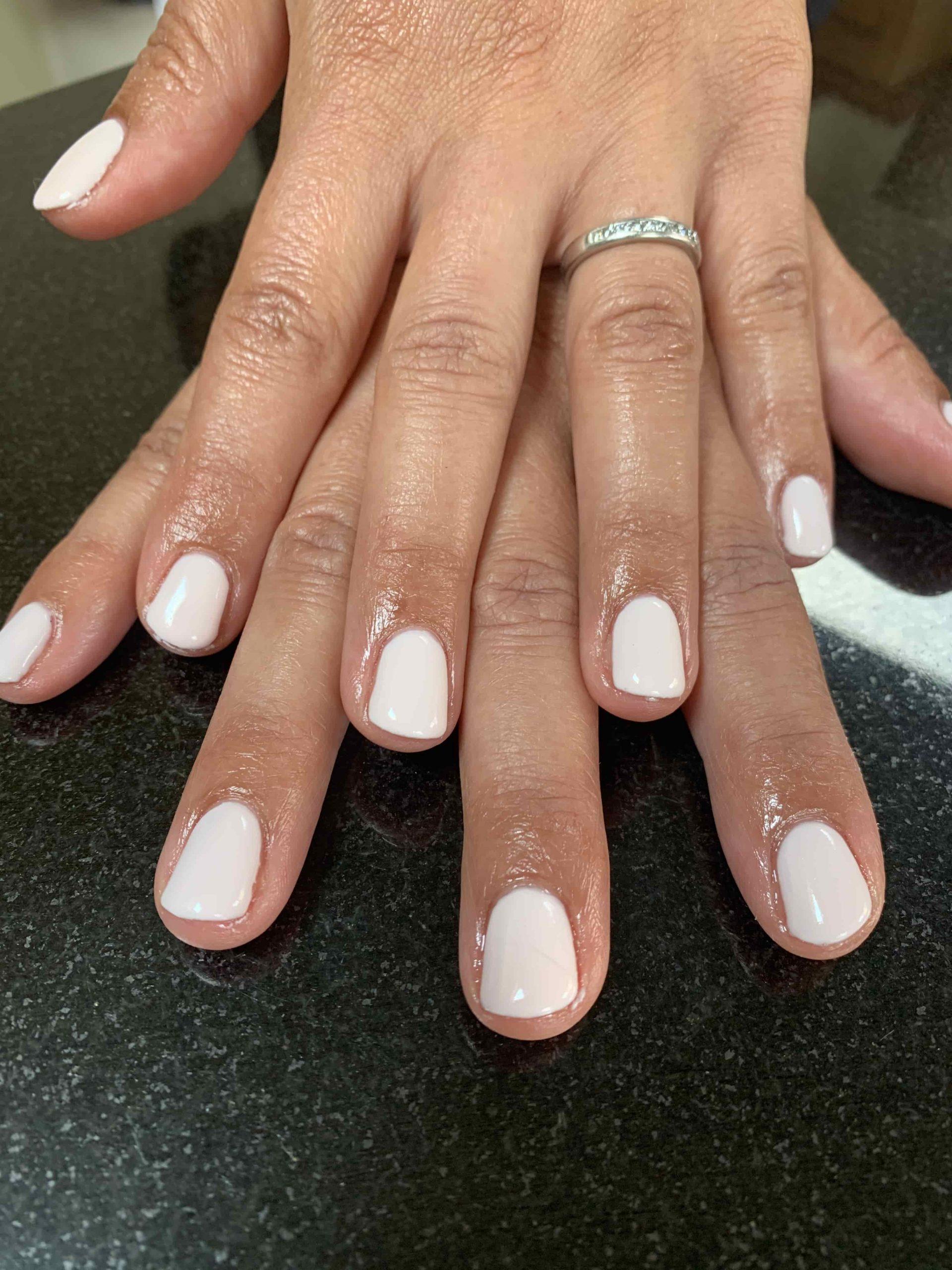 Potter's Pinkies, CND Shellac, nail art, nail pro, nail artist, nail technician, gel nails, shellac nails, acrylic nails, ware, mobile